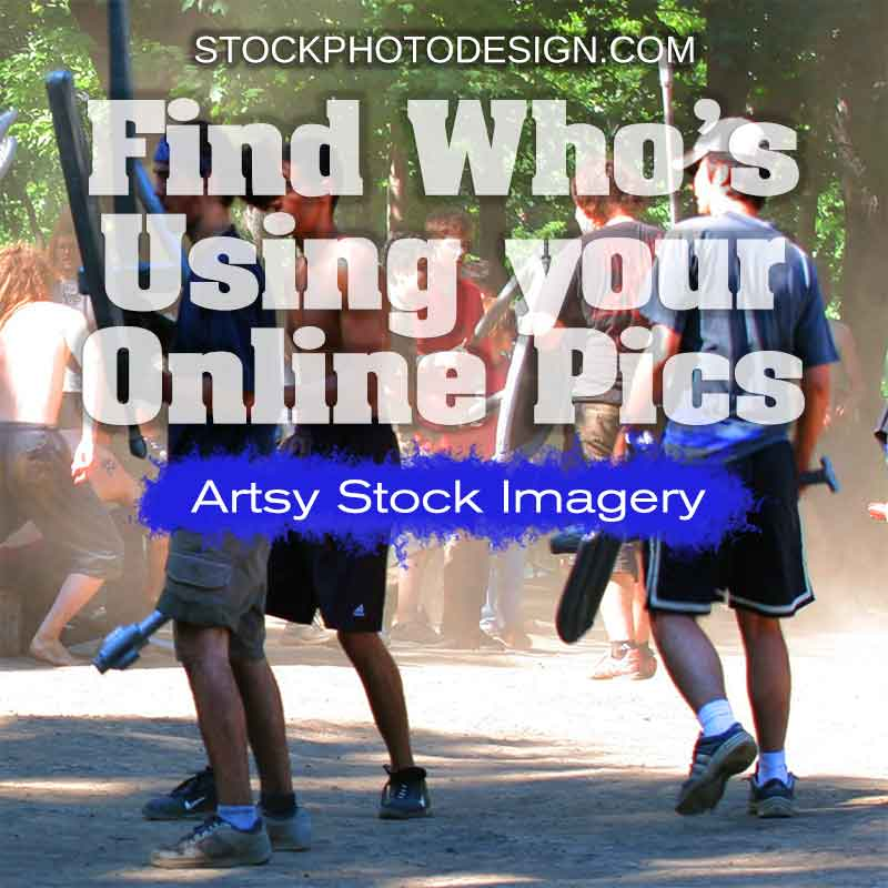 How to find Who Use Your Pictures Online