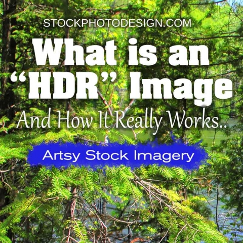 What HDR (High Dynamic Range) is