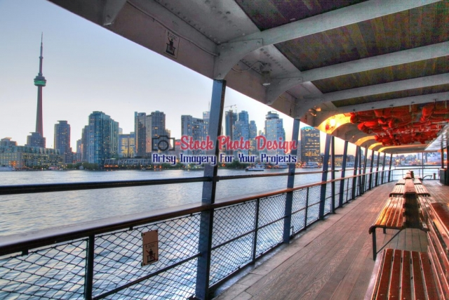Toronto Ferry Image