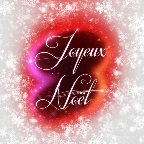 Joyeux Noel avec neige 3