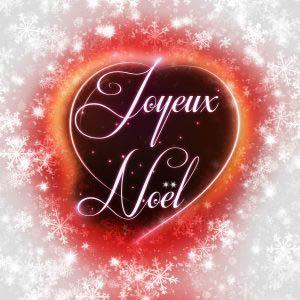 Joyeux Noel avec neige 4