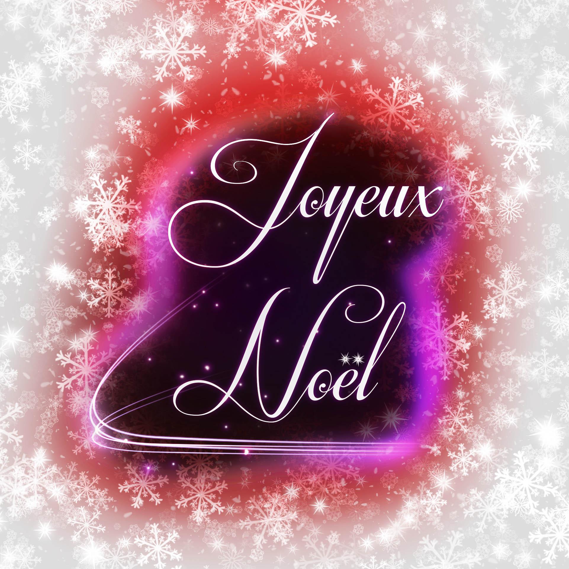 Joyeux Noel avec neige 5