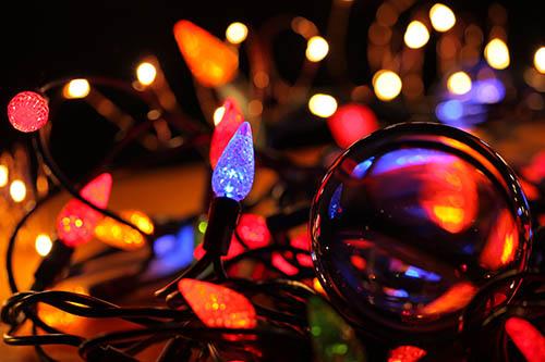 Lensball et Lumieres de Noel 2
