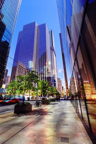 Quartier Centre-ville 2 - photo stock