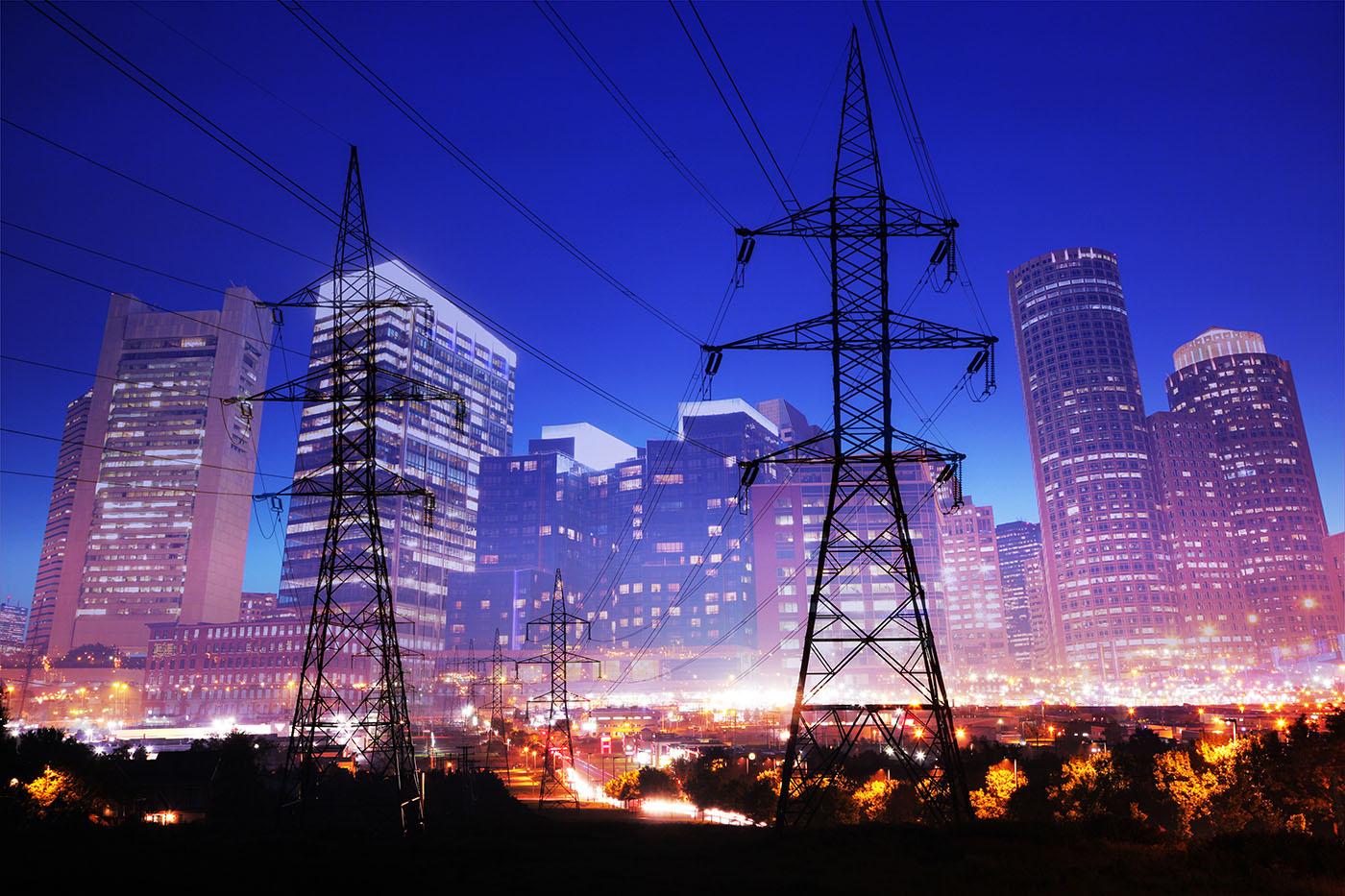 Energy Urbaine 2 - photo stock