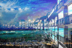 Montage Photo Hotel Bord de Mer 01