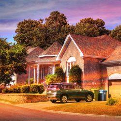 Montage Photo de Quartier Residentiel 2