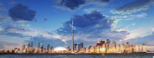 Panorama de jour de Toronto