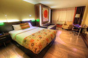 Chambre de Motel Luxueuse