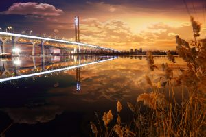 Nouveau Pont Samuel de Champlain de Montreal