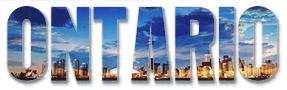 Montage photo du mot Ontario