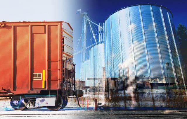 Photo concept de transport industriel